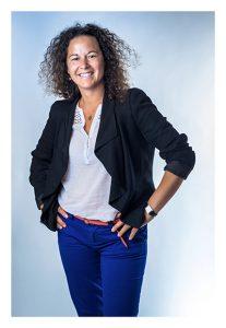 Charlotte EVANGUELEDIS Gérante immobilier chez Turgot Asset Management