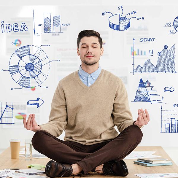 homme yoga statistiques